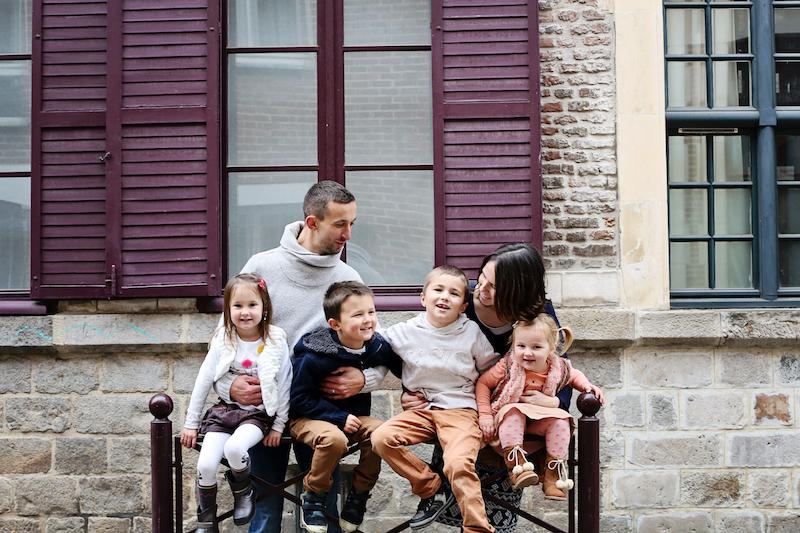 famille nombreuse famille heureuse chlo photographie. Black Bedroom Furniture Sets. Home Design Ideas